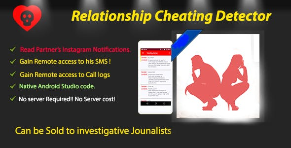 Spouse cheating detector app