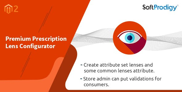 Premium Prescription Lens Configuration Magento 2 Extension