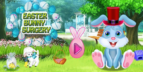 Cute Sweet Crazy Bunny Surgery - Care And Decoration and Spa Games + Android Studio