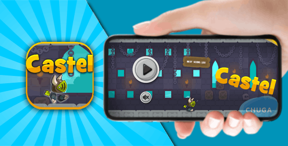 Castel - html5 game, construct 2-3