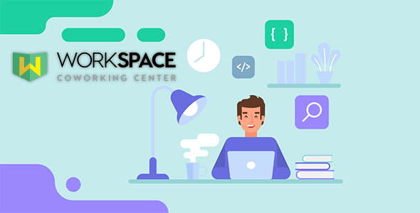 Workspace - Creative Office Space Script Theme        Nulled