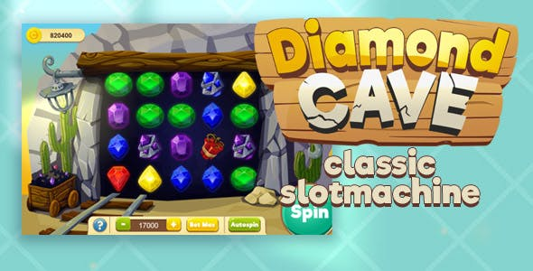 Diamond Cave Slots
