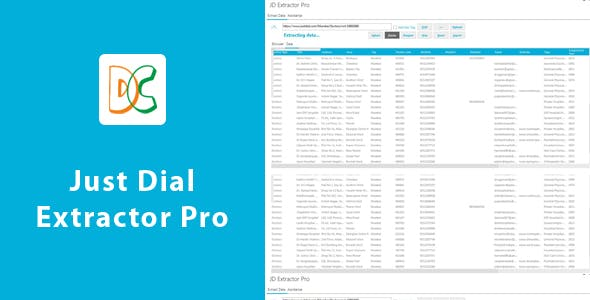 JustDial Extractor Pro
