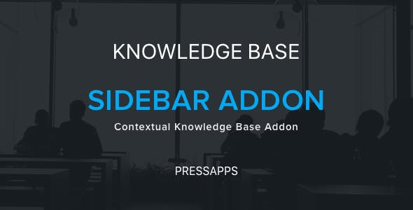 PressApps Knowledge Base Contextual Sidebar Addon