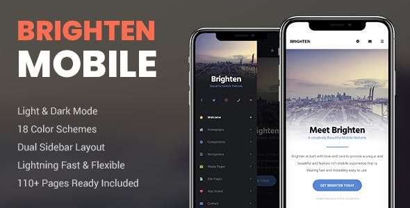 Brighten Mobile | PhoneGap & Cordova Mobile App