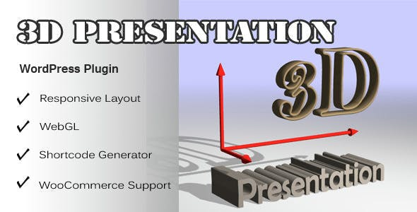 3d Presentation - WordPress 3d Display Plugin