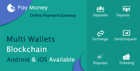 PayMoney - Secure Online Payment Gateway