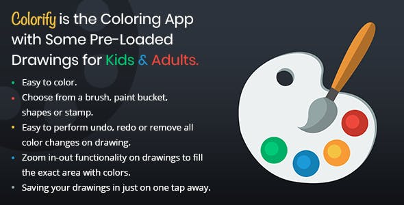 Colorify - Colouring Art Book