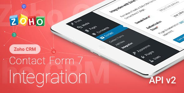 itgalaxycompany - Contact Form 7 - Zoho CRM - Integration