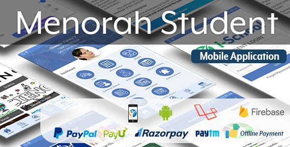 Menorah Student – The Next Gen School Management System Mobile App