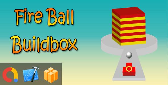 Fire Ball - iOS Xcode 10 + Admob