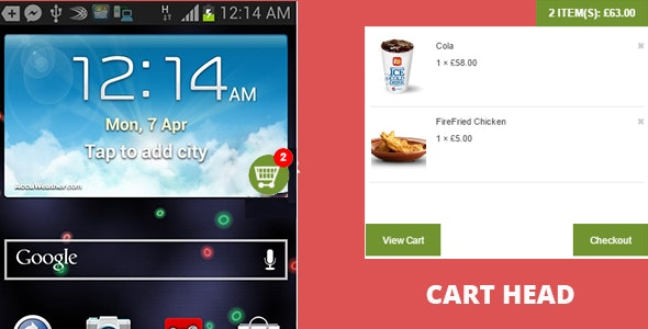 Cart Head - Fly To Cart For WooCommerce - CodeCanyon Item for Sale