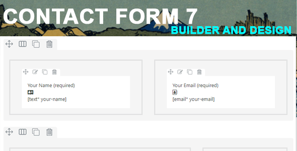 Contact Form 7 Builder And Designer