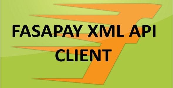 Fasapay XML API client        Nulled