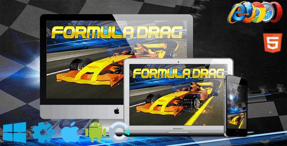 Formula Drag - CodeCanyon Item for Sale