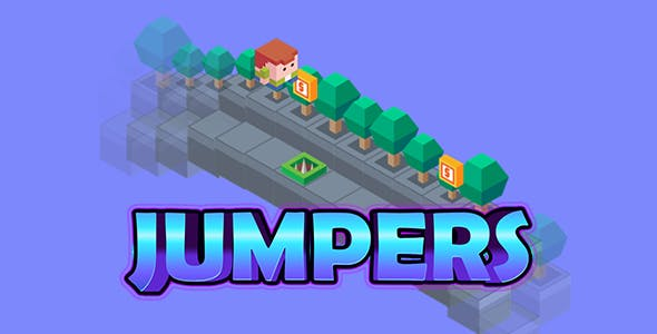 Jumpers - Isometric HTML5 Game & CAPX