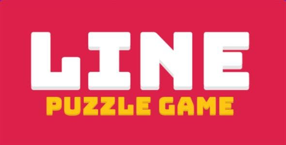Line Puzzle Game - HTML5 Game + Mobile Version! (Construct-2 CAPX)