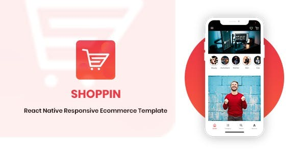 Shoppin React Native Ecommerce App Template