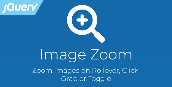 Image Zoom - Responsive jQuery Plugin