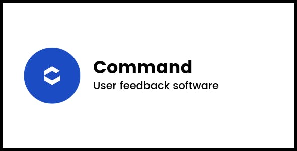 Command - User feedback software