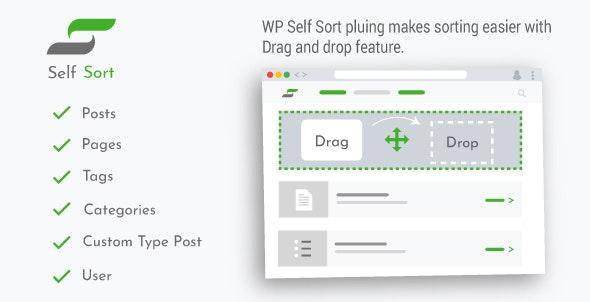 WordPress Post Reorder - CodeCanyon Item for Sale