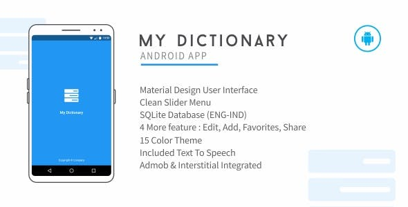 My Dictionary 6.2