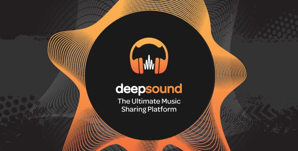 DeepSound - The Ultimate PHP Music Sharing Platform - CodeCanyon Item for Sale