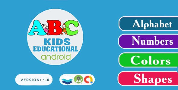 Kids ABC - Kids learning educational android app