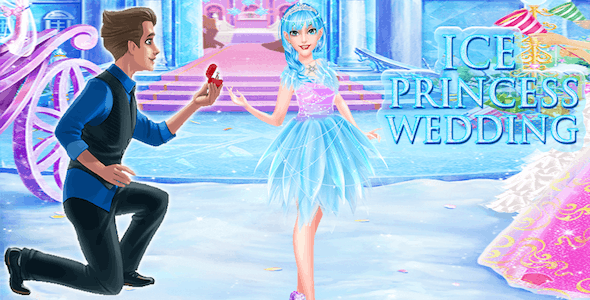 Ice World For Queen Of Beauty + Android Studio + Admob