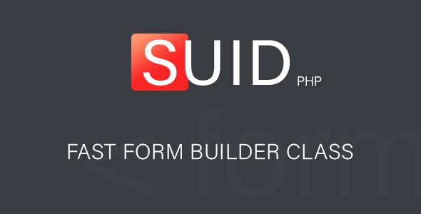 Suid - Form Builder Class