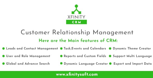 Xfinity CRM for small business - Real Estate CRM Built for Estate Agents