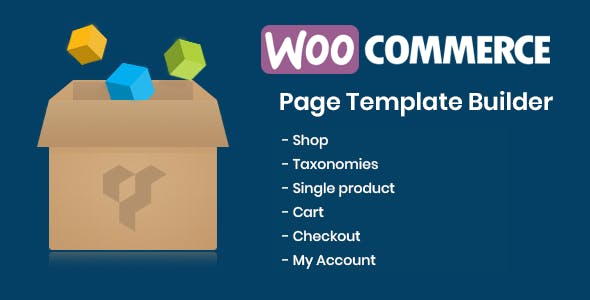 DHWCPage - WooCommerce Page Template Builder        Nulled