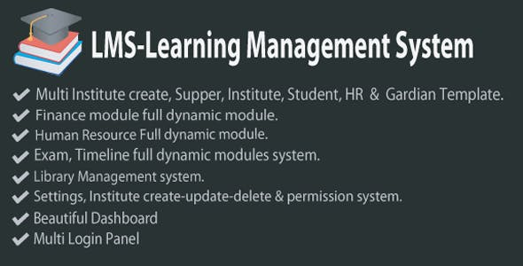 LMS-Learning Management System