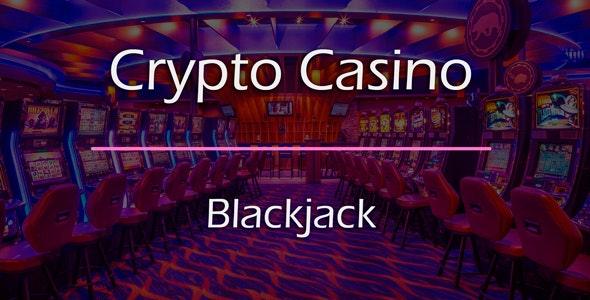 Blackjack Game Add-on for Crypto Casino - CodeCanyon Item for Sale