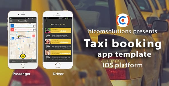 Taxi Apps Plugins, Code & Scripts from CodeCanyon