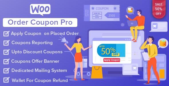WooCommerce Coupon Manager & Reporting - CodeCanyon Item for Sale