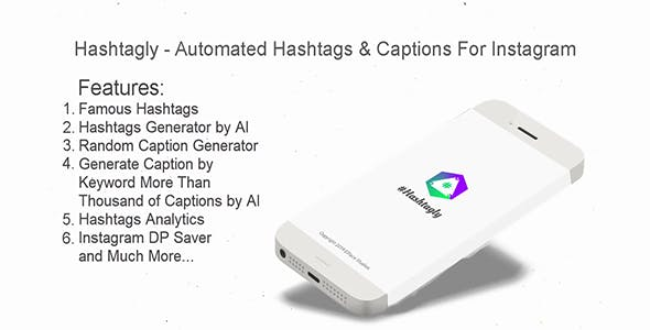 Hashtagly - Automated Hashtags & Captions for Instagram