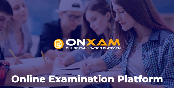 OnXam - Online Examination Platform - CodeCanyon Item for Sale