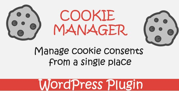 CookieManager - WordPress Plugin