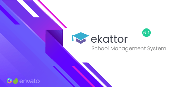 Ekattor School Management System - CodeCanyon Item for Sale
