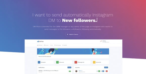 direct message Free Download | Envato Nulled Script | Themeforest