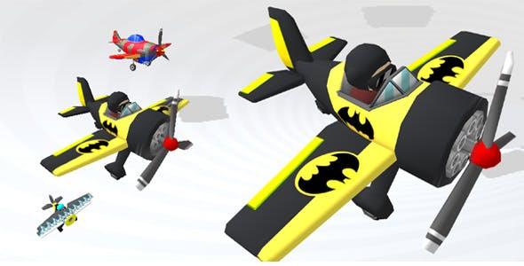 Plane Escape Game