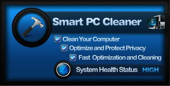 Smart PC Cleaner - Full Source Code