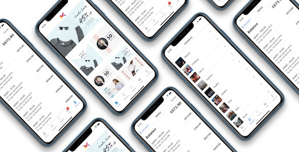 React Native Mobile App for WooCommerce - CodeCanyon Item for Sale