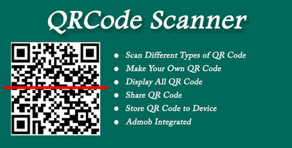 Make A Qr Code App With Android Full Applications