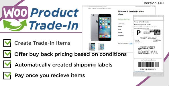 WooCommerce Product Trade-In