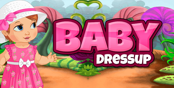Best Baby Dress Up Game + HTML5