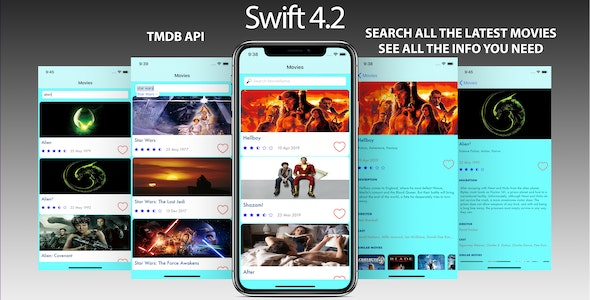 Movies - Tmdb API - CodeCanyon Item for Sale