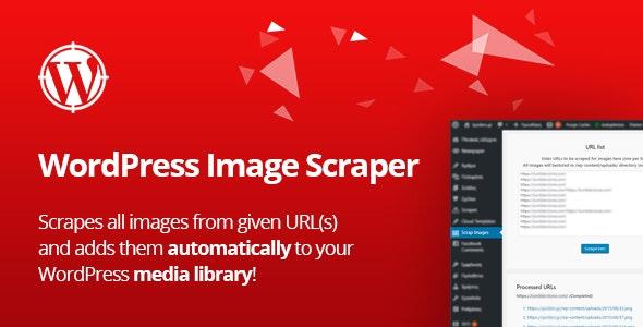 WordPress Image Scraper - CodeCanyon Item for Sale