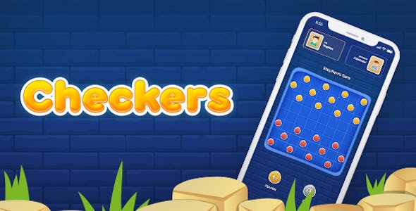 Checkers - Multiplayer Online Android
